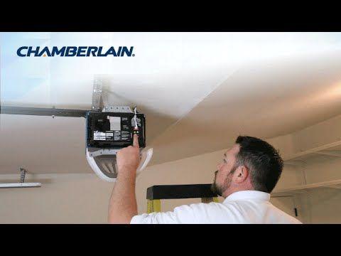 Smart Garage Door Opener Secure Garage Control App Chamberlain