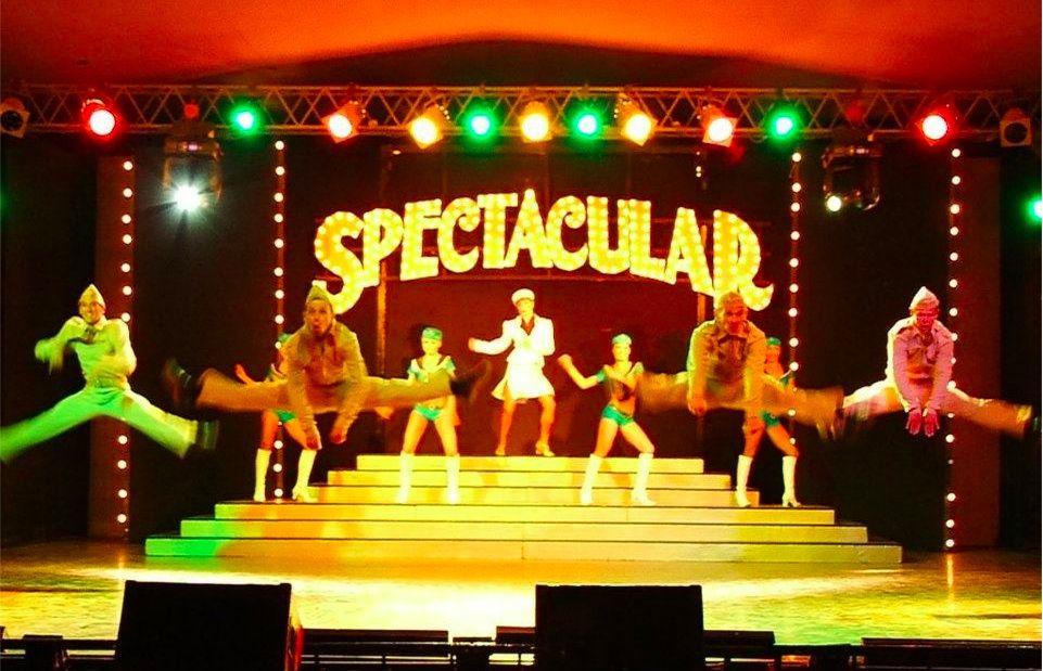 Entertainment Domina Coral Bay Dancers Pinterest Dancers - küchenmöbel gebraucht berlin