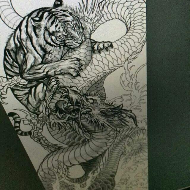 Tattoo Designs Tiger Tattoo Tiger Tattoo Sleeve Japanese Dragon Tattoos