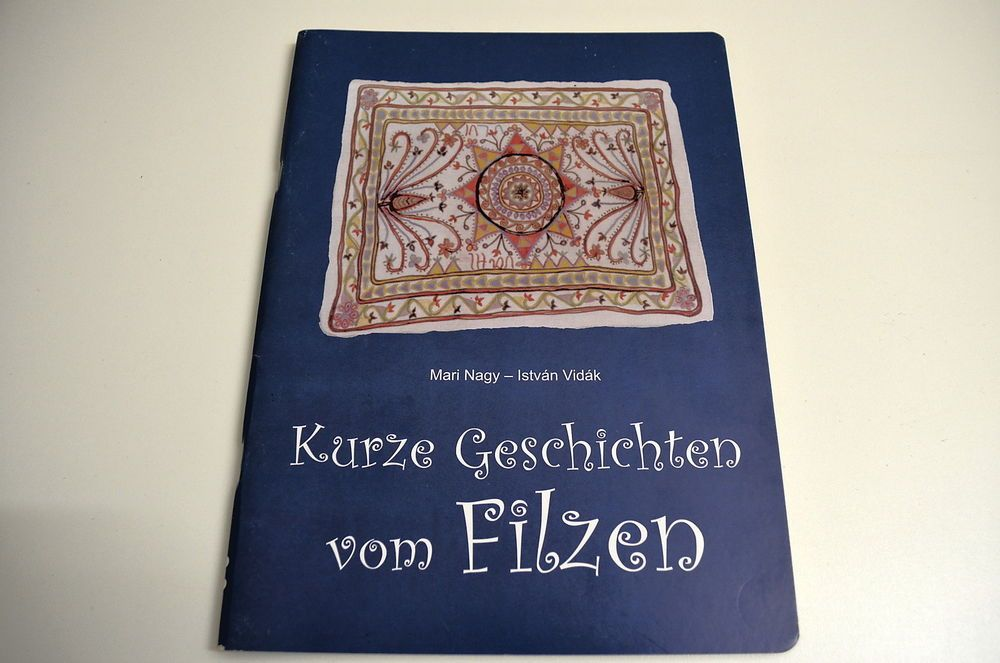 Buch Kurze Geschichten vom Filzen Nagy & Vidak 37 Seiten