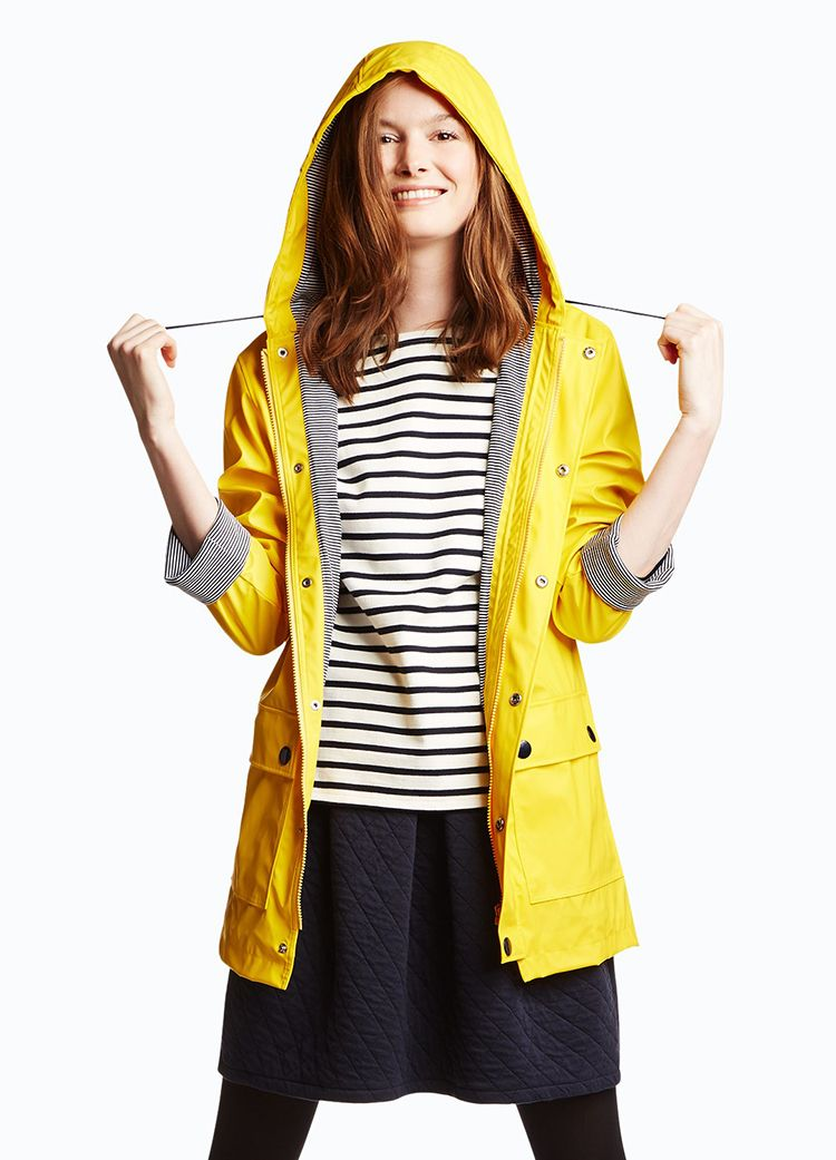 the latest hot-selling official nice cheap The rainy day classic: the iconic Petit Bateau yellow ...