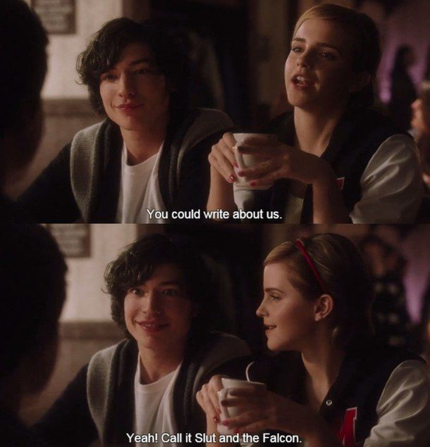 charlie, emma watson, logan lerman, sam, the perks of being a wallflower