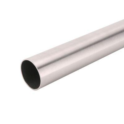 Closetmaid Impressions 23 In Corner Rounder Nickel Closet Rod