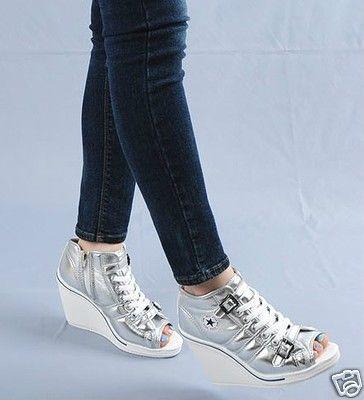 open toe womens tennis shoes