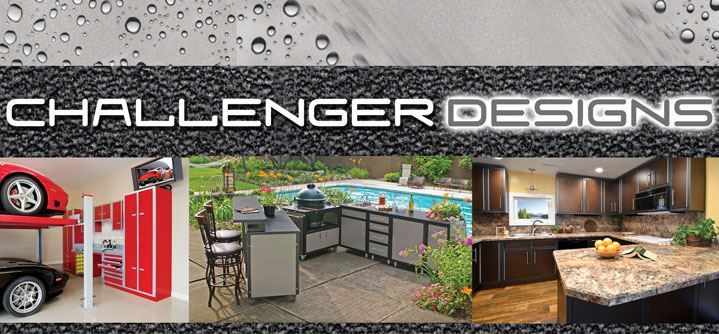 Born from a tradition of handmade skill and exacting quality, Challenger Cabinets is a unique company based on dedication to excellence and teamwork. And the results of that effort and pride show in every single aluminum product within our portfolio. Whether you are purchasing a Challenger aluminum cabinet or tool chest for organized workspace, or a kitchen, grill cart, or bar for enjoyable living space, you are selecting the utmost in custom-made craftsmanship.