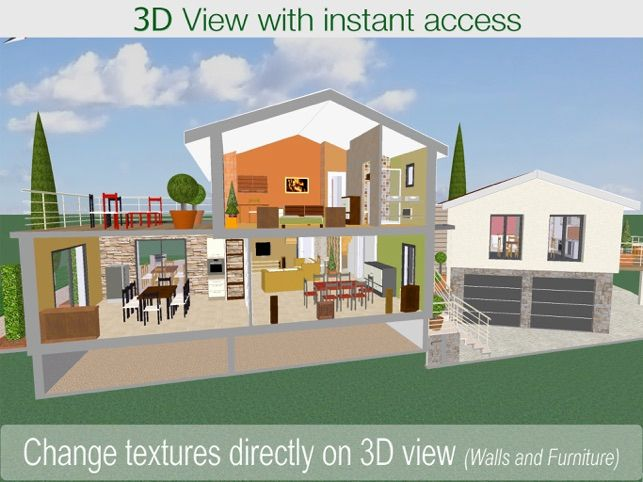 Simple Efficient Home Plans Fresh Architouch 3d Home Design On The App Store Di 2020