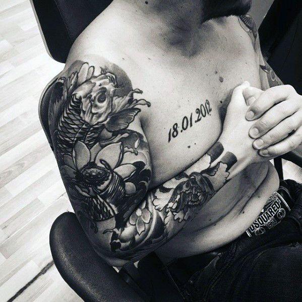Tattoo Ideas Under 100: Top 100 Best Sleeve Tattoos For Men