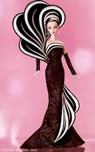 45e anniversaire de Barbie ® par Bob Mackie