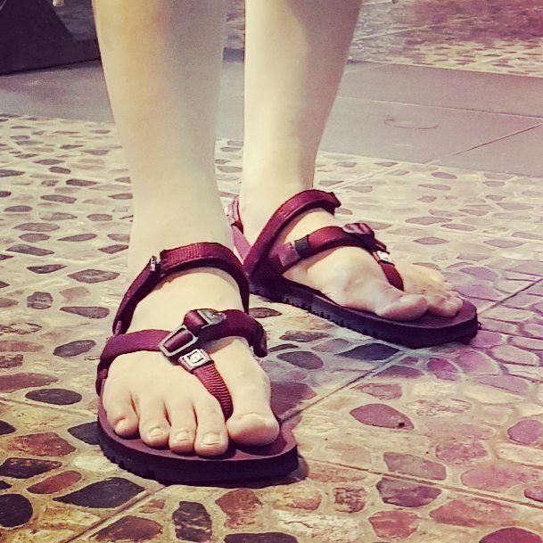 Barefoot Running Sandal New Produk Dari Ardiles Hanya 95 800