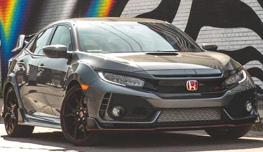 2019 Honda Civic Type R Redesign, 2019 honda civic type r