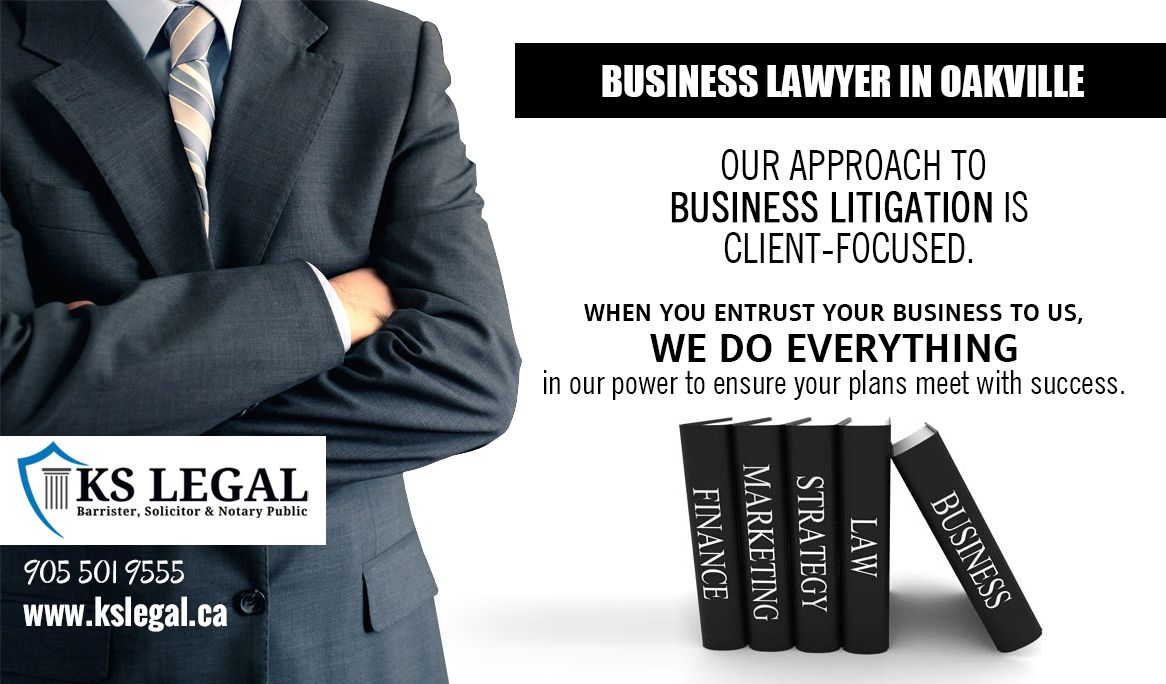 Visit Ks Legal Firm For Business Lawyers In Oakville Mississauga