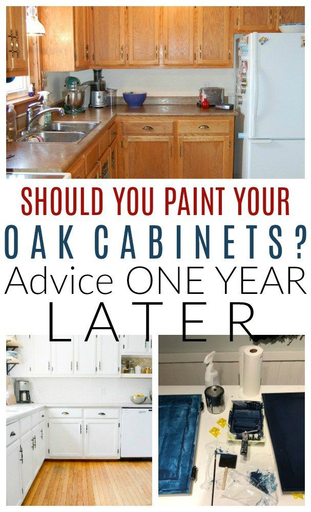 Our DIY Kitchen   Painting kitchen cabinets white, Spray ...