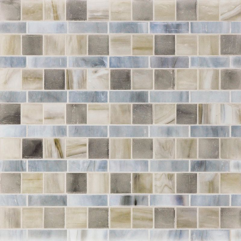 Discount Glass Tile Store - Geo - Steamy - Hirsch Glass Tile Free ...