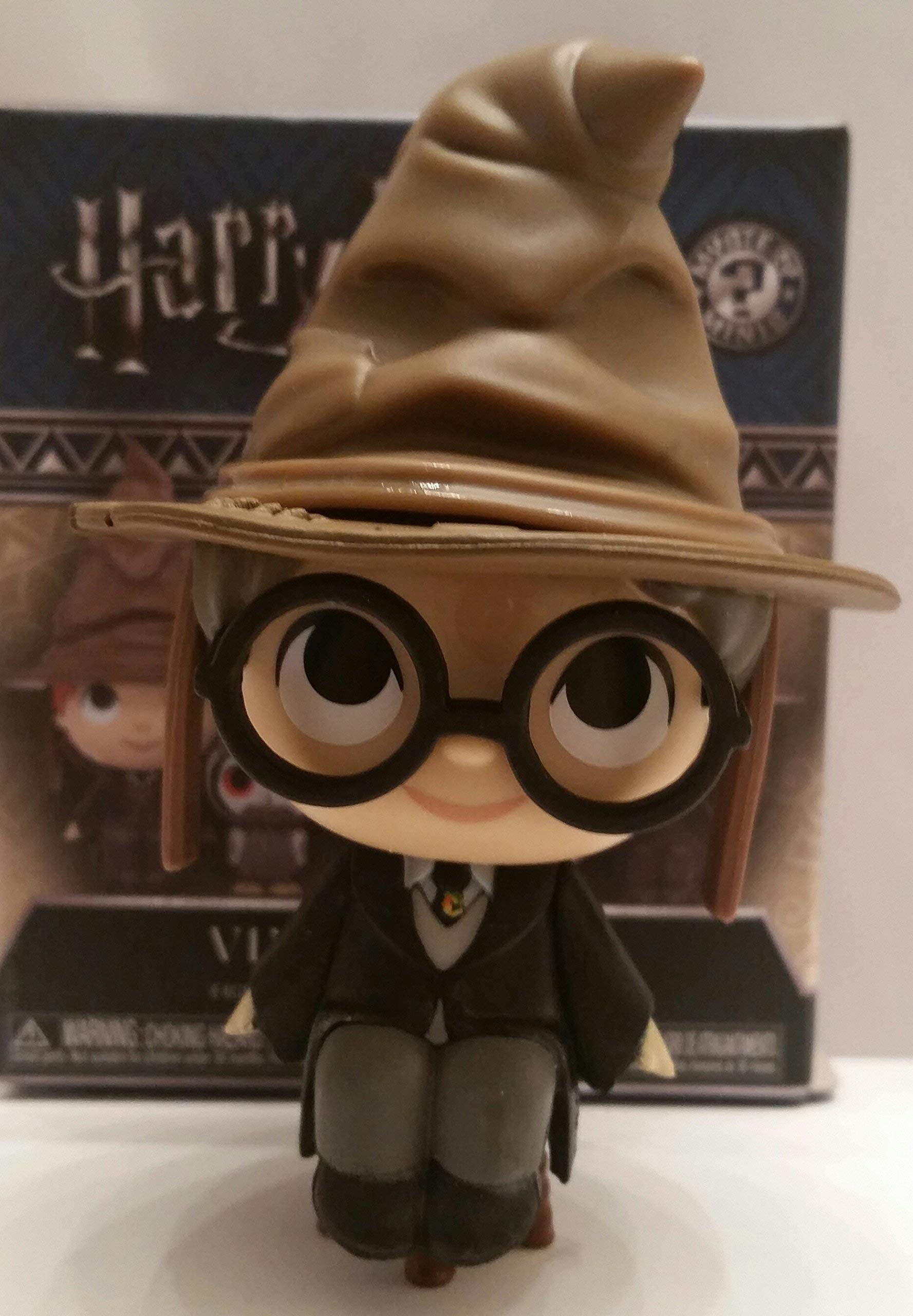 27c0590092c Funko Mini Mystery - Harry Potter Series 2 - Harry w  Sorting Hat (1 ...