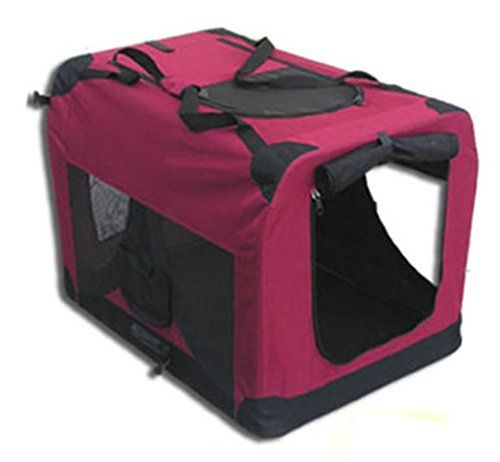Costdot 3001L Foldable Comfort Pet Dog Carrier Camping