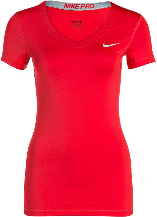 Nike T-Shirt PRO rot