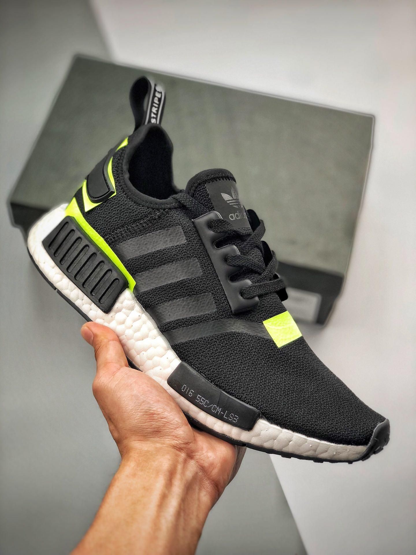 Top 12 Adidas Nmd Xr1 Black Boost Gorgeous Tiny