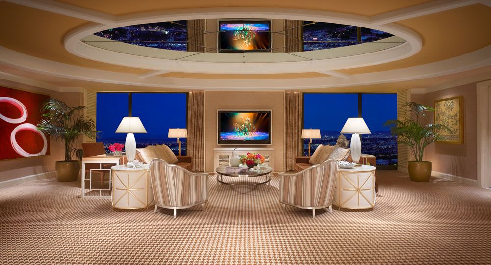 Encore Salon Suite 2,261 Square Feet At The Encore Resort, Las Vegas