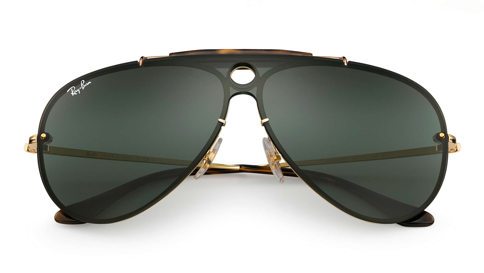 857391eb34 Ray-Ban mixes past and present with the Blaze Shooter