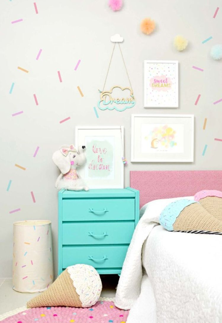 24 Wall Decor Ideas For Girls Rooms Kids Room Design Girl Room