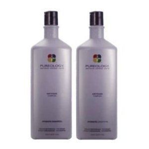 My favorite shampoo/conditioner.  I've been using it for about 10 years now.  I'm out of the conditioner and VERY low on the shampoo.  I just hate the price.   OUCH!