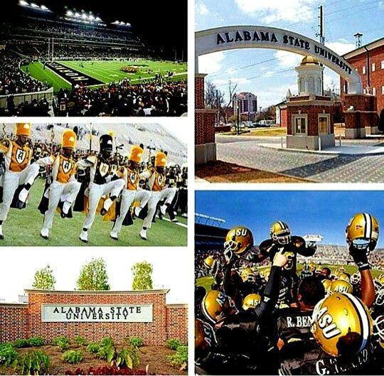 Alabama State University Alabama State University Alabama State
