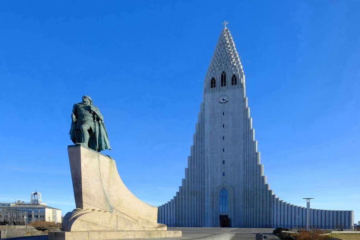 Catedral de Hallgrimskirkja Islandia
