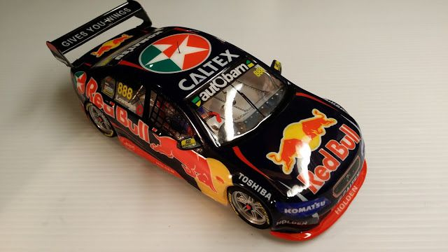 I Finally Have It 1 24 Scale Red Bull V8 Supercar Of Craig Lowndes Available On Order From Www Slotworx Com Au
