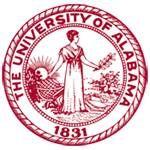University of Alabama Crimson Tide -  seal