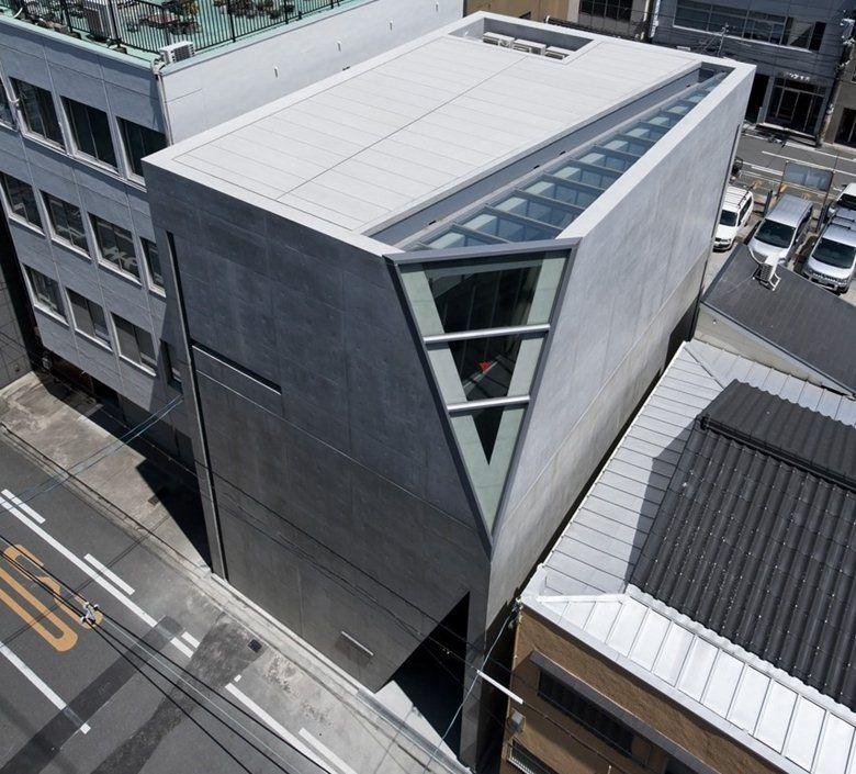 Studio of Light, Prefettura di Osaka, 2012 - Tadao Ando Architect & Associates.