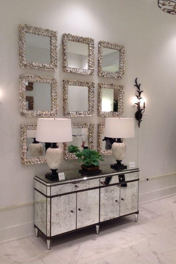 4 Door Accent Cabinet Dazzling Hut Home Decor House Interior Room Design