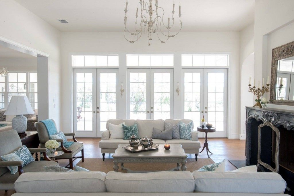 A Fresh And Classic Dream Home In Texas Interior House Colors