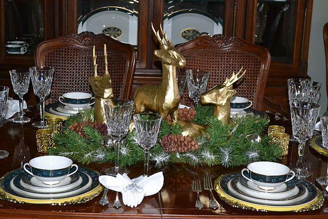 A Formal Christmas Eve Dinner | Christmas eve dinner ...