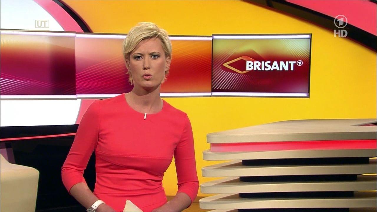 """Kamilla Senjo @ """"brisant"""" am 14.12.2012 - HD Bilder - Teil ..."""