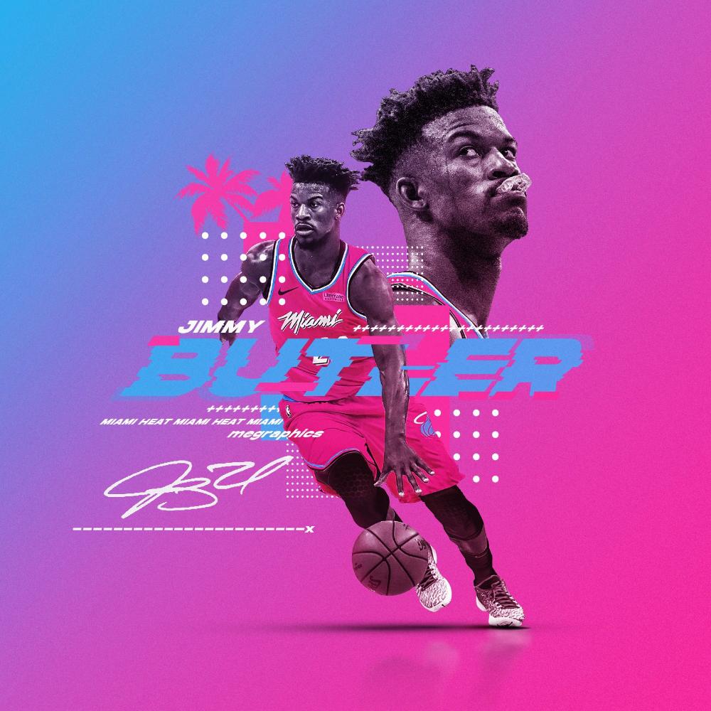Tweetdeck Miami Heat Miami Sports Graphic Design