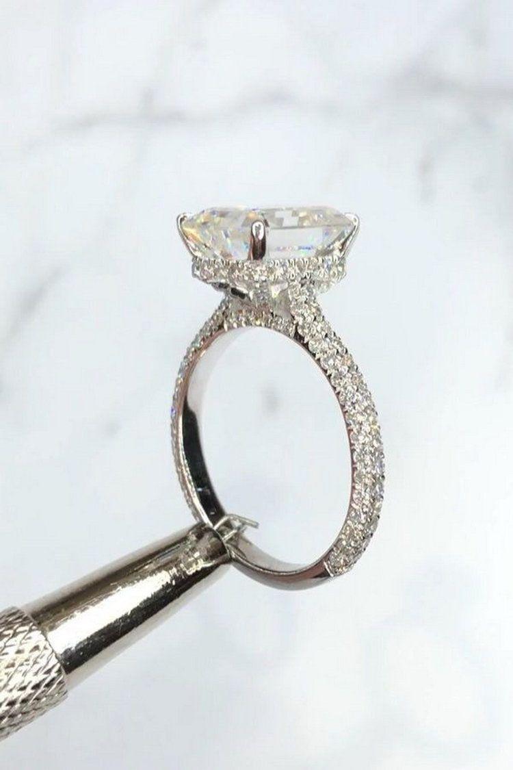 29 Stunning Unique Engagement Rings Princessbridediamonds