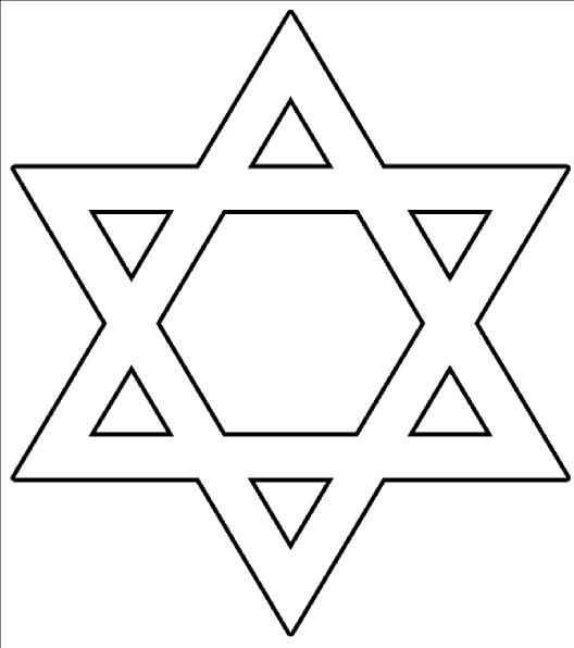 Free Hanukah Coloring Pages, Plus Full Free Coloring Book | israel ...
