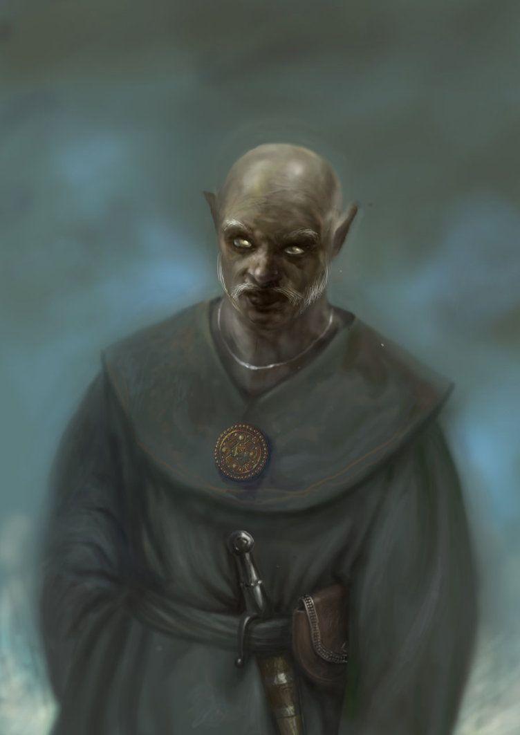 {$tags} Svirfneblin monaco - by IgorLevchenko Pinterest © dell'autore