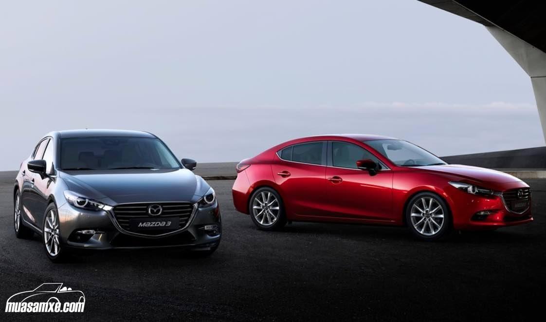 Giá xe Mazda 3 tháng 6 / 2017 chính thức được THACO điều chỉnh nhẹ, theo đó giá xe Mazda3 Sedan từ 655 triệu đông, Xem chi tiết giá xe Mazda3 tháng 6 tại https://muasamxe.com/gia-xe-mazda-3/