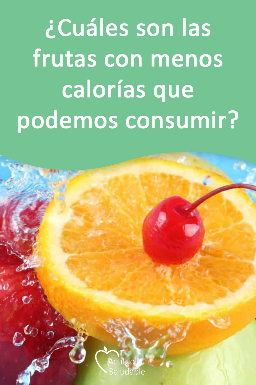 Que es la fructosa en las frutas