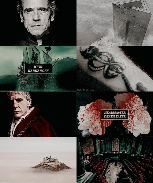 Turisas Hogwarts Wizarding World Harry Potter Wizarding schools around the world: pinterest