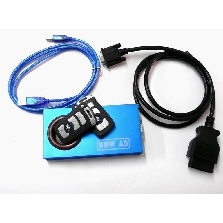 New product BMW AD HiTag2 Universal Keys scanner Programmer