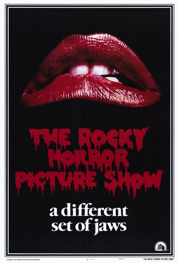 The Rocky Horror Picture Show 27x40 Movie Poster (1975)   a wish ...
