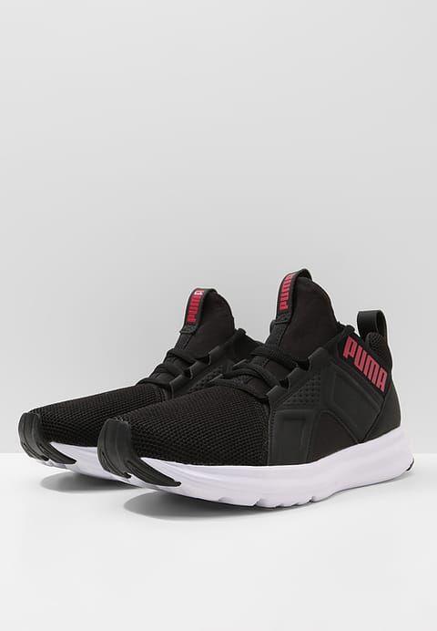 Puma ENZO - Chaussures de running neutres noir t0ljqxRh8