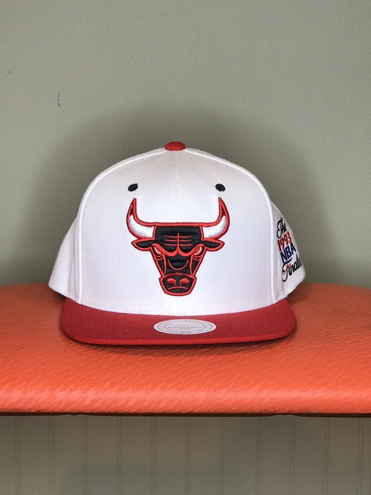 Mitchell   Ness  Chicago Bulls LIMITED EDITION 1993 Finals SnapBack (MINT)   fashion  clothing  shoes  accessories  mensaccessories  hats (ebay link) aacf4bf0245e