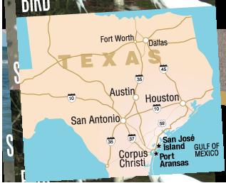 San Jose Island map | Vacation | Pinterest | San jose, Texas and ...