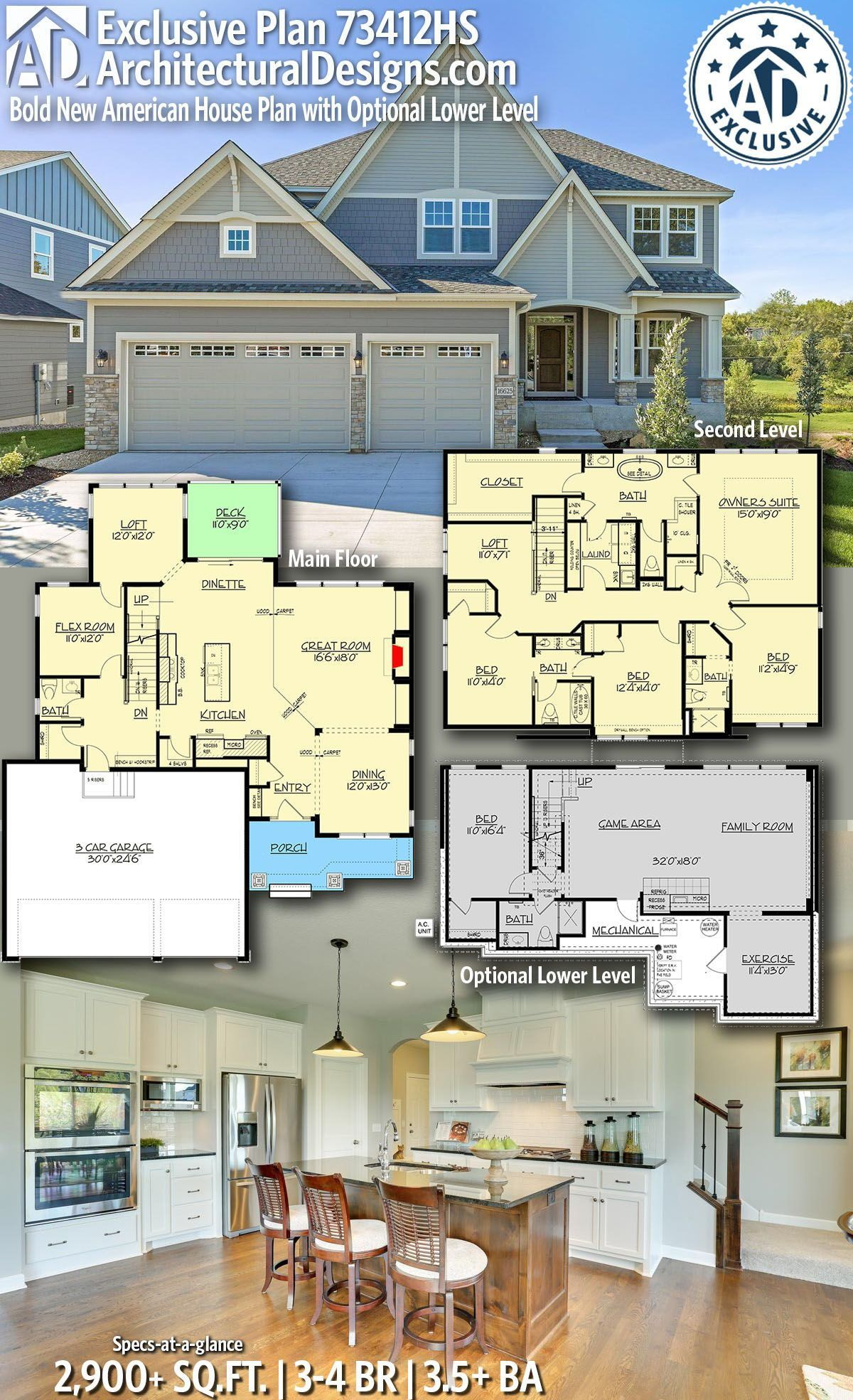American House Model Design 2021 American Houses House Plans House Design Pictures
