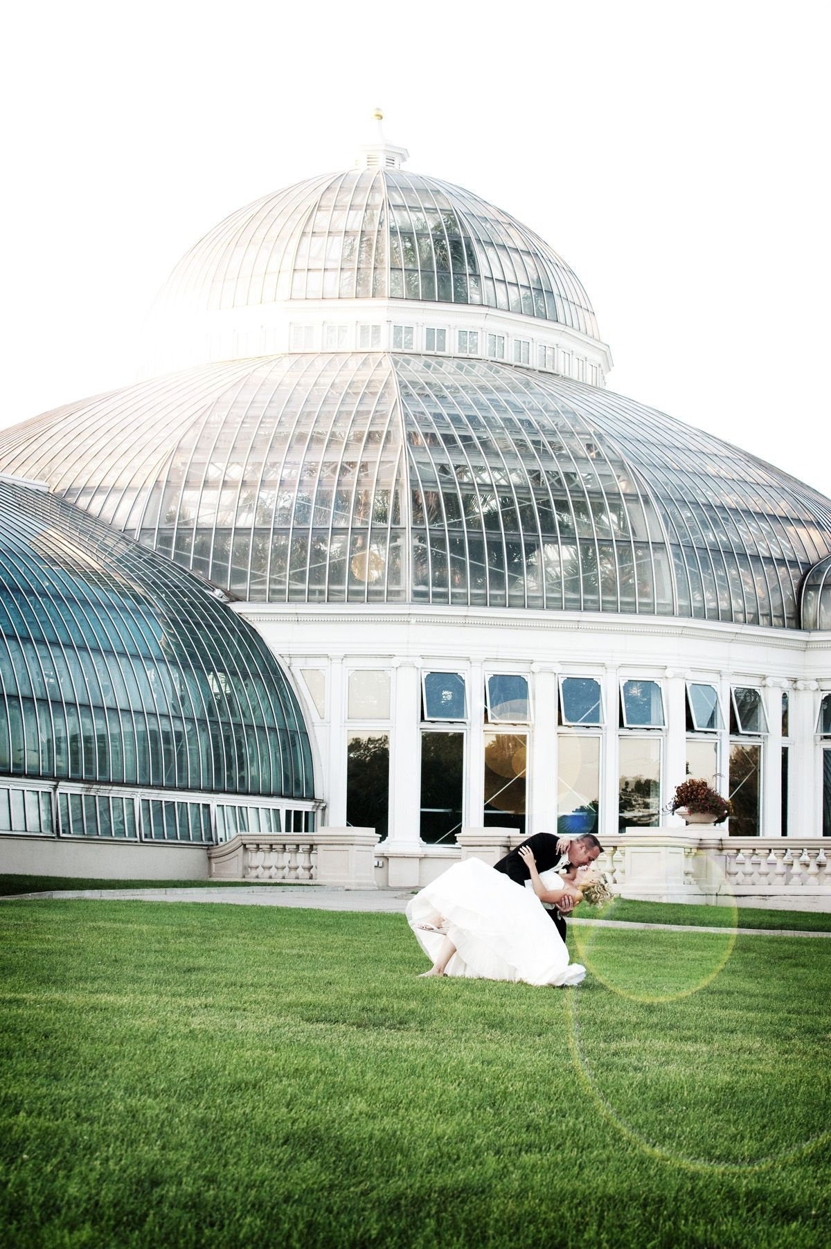 I love the Como Park Conservatory in
