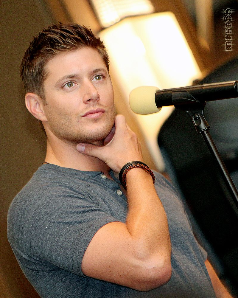 Jensen dallas convention 2012 never saw this one before jensen dallas convention 2012 never saw this one before almost gave me kristyandbryce Images