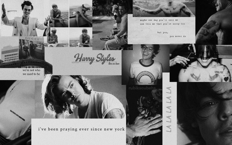 Pinterest Miriamtld In 2020 Harry Styles Wallpaper Harry Styles Aesthetic Desktop Wallpaper